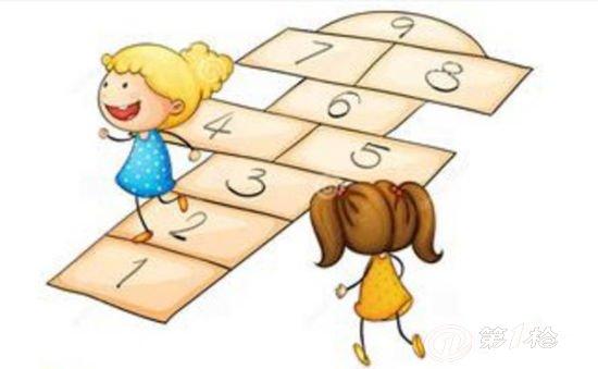 幼儿园大班游戏-跳房子游戏规则以及注意事项