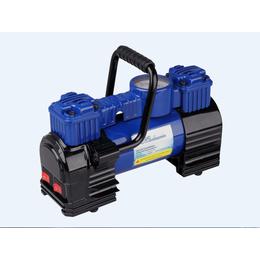供应曼凯伦5077小型便携式12V车载充气泵