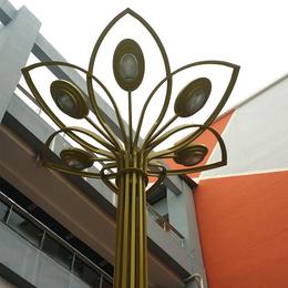 华南城回廊用景观灯