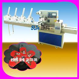 老鼠板枕式分装机 粘鼠板套膜机选速科厂家SK-250XD