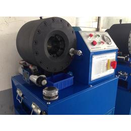 生产加工高压油管扣压机