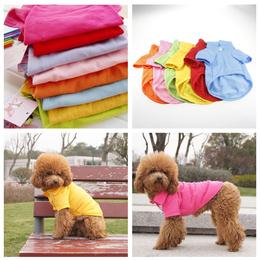 狗狗衣服春夏装宠物POLO衬衫宠物衬衣泰迪宠物犬衣现货供应