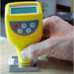 DR230两用型涂层测厚仪 镀锌铬油漆膜喷塑料膜厚仪
