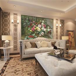 ZGF004中国风系列全屋定制3D背景墙3D墙布
