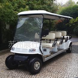 南京厂家直销电动高尔夫球车 8座楼盘看房车 景区游览观光车