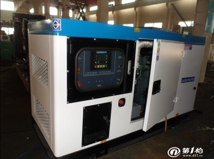 柴油发电机组功率减小原因和解决方法