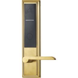 CX8053不锈钢酒店磁卡门锁 宾馆感应卡门锁加工