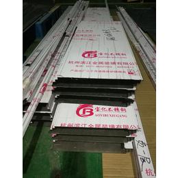 不锈钢板剪板开槽折弯深加工定制不锈钢型材及线条