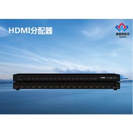 厂家直供HDMI1进4出分配器