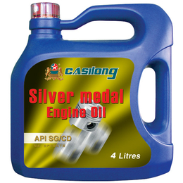 加德士加士龙银牌优质机油
