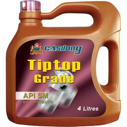 加德士加士龙顶级优质汽油机油