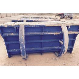 汇众模具(图)|强化隔离墩钢模具|隔离墩钢模具