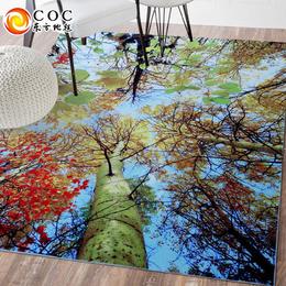 江西地毯定制 客厅卧室地毯沙发茶几垫