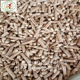 供应京津唐地区 不结焦纯木屑生物颗粒 山东德州烨鲁木业