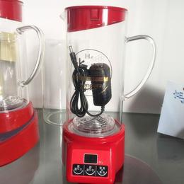 厂家直销充电式负离子富氢水素杯 养生水素水杯 评点会销礼品