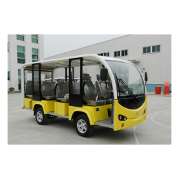 温州11座电动观光车 景区环保游览车 苏州观光车厂家