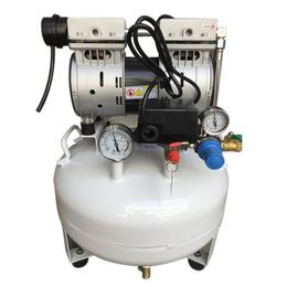 牙科无油空压机 小型移动式无油空压机价格