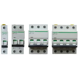 供应施耐德小型断路器  空气开关 带漏电断路器选型 价格咨询
