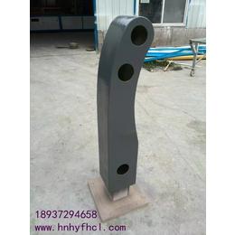 河南和业供应玻璃钢立柱-玻璃钢扶手护栏-厂家定制任意造型