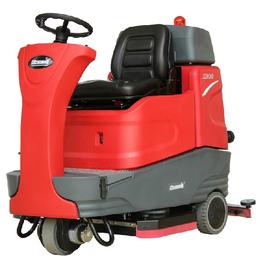 连云港清洁设备洗地机扫地机供应驾驶式全自动洗地机