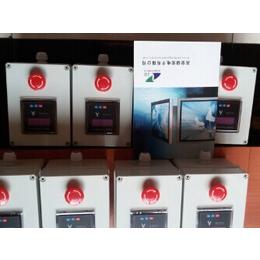 ADAH-X5ZAV带电压表电流表事故机旁按钮盒供应