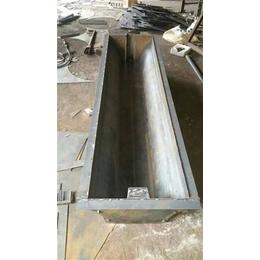 定制混凝土隔离墩钢模具型号介绍_汇众模具