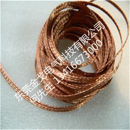 直销0.15线径TZ紫铜编织线