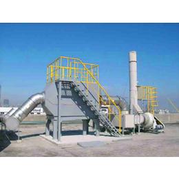 山东制药厂除尘器安装 工业烟气处理设备生产厂家