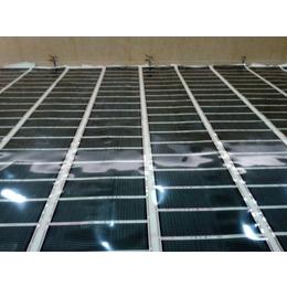 电热膜地暖安装  碳纤维电热膜地暖