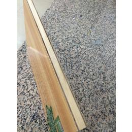 精材艺匠生态板从原材料上精心筛选 层层把关