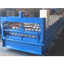 供应厂家直销750型全自动彩钢压瓦机设备兴和压瓦机