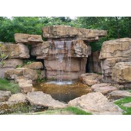 真石叠山 产品展示 景观案例