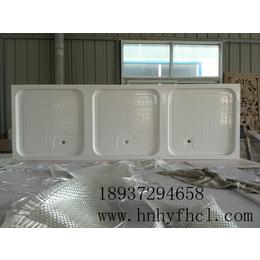 手糊定制玻璃钢浴室底盘-厂家定制玻璃钢装饰玻璃钢造型