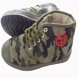 全球工 改良解放鞋 中腰棉鞋 保暖 舒适厂家批发