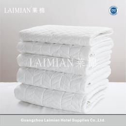 广州莱棉酒店床护垫 宾馆别墅床护垫 舒柔布防滑垫厂家直销