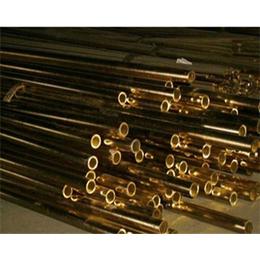 江西H60环保黄铜管密度