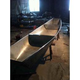 河北永清县供应不锈钢捕鱼船 打渔好设备 低价好品质图片