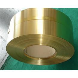 济南C3600精密黄铜带硬度