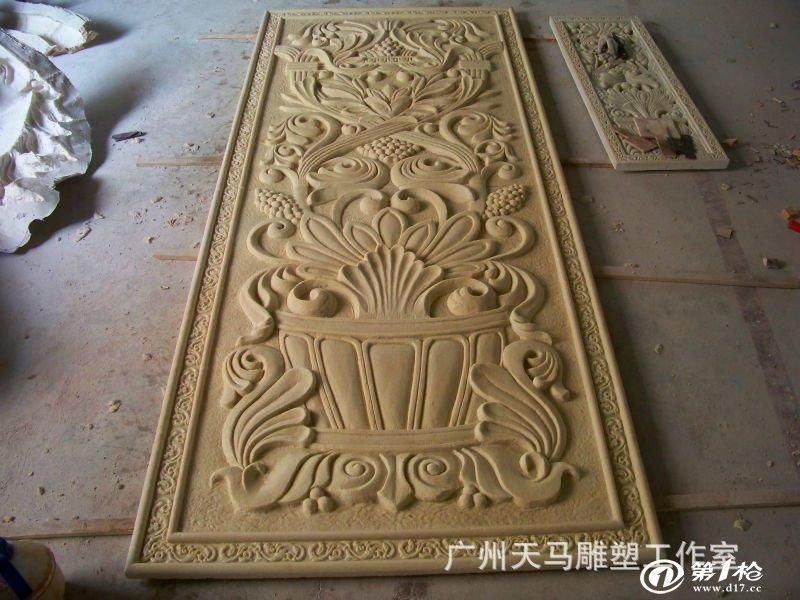 砂岩欧式墙面浮雕