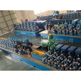 焊管设备,新飞翔焊管机械(在线咨询),无缝焊管设备