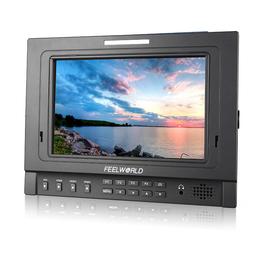 富威德FW1D 广电级7寸摄影监视器 BMPCC 5D3相机