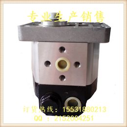 供应正鑫液压齿轮泵 CBT-E308花键侧出油右旋齿轮泵厂家