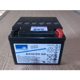 天津地铁屏蔽门用蓄电池德国阳光蓄电池A412-100A