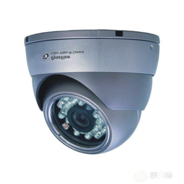 视频监控摄像机像素和分辨率的区别