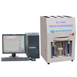 伟琴品牌测硫仪定硫仪煤质仪器****生产微机定硫仪厂家