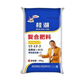桂湖品牌农用复合肥料