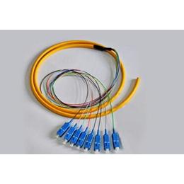 SC 8芯1.5米单模束状尾纤光缆跳线电信级可定做