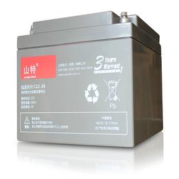 山特城堡蓄电池C12-120 UPS电源后备电池组