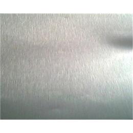6063拉丝铝板  单面双面精拉丝铝板