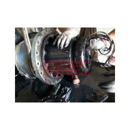 富士豪压缩机抱轴维修
